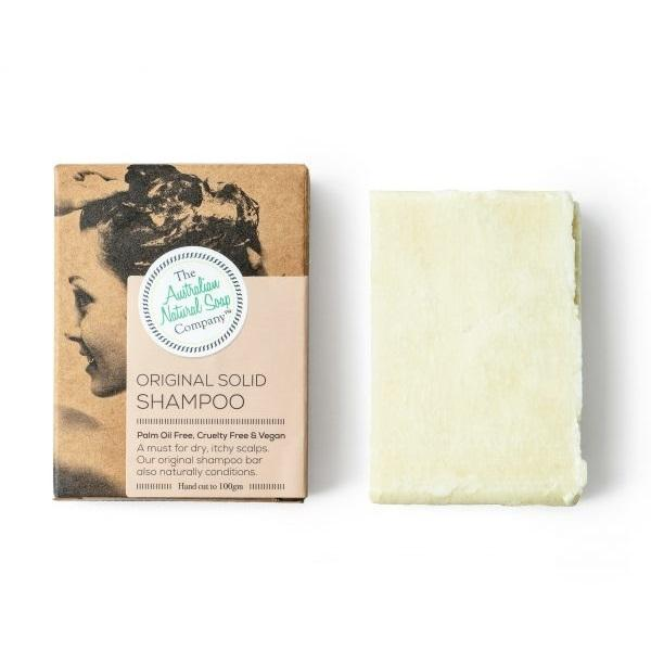 THE AUST. NATURAL SOAP CO Soap Bar Peppermint & Pumice 100g