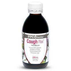 PPC HERBS Cough-Plex Herbal Remedy 200ml