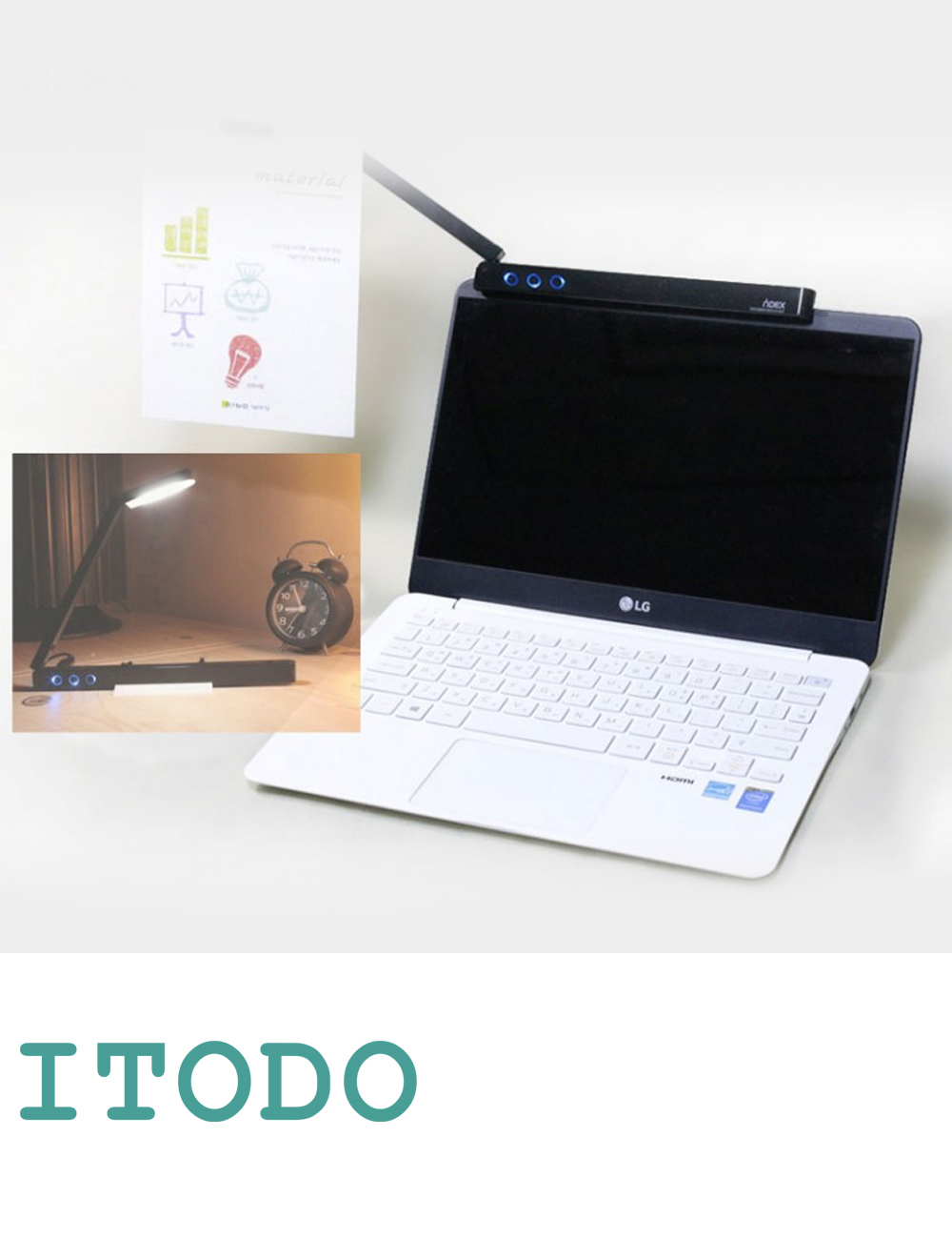 Itodo Stick LED Light Stand d1