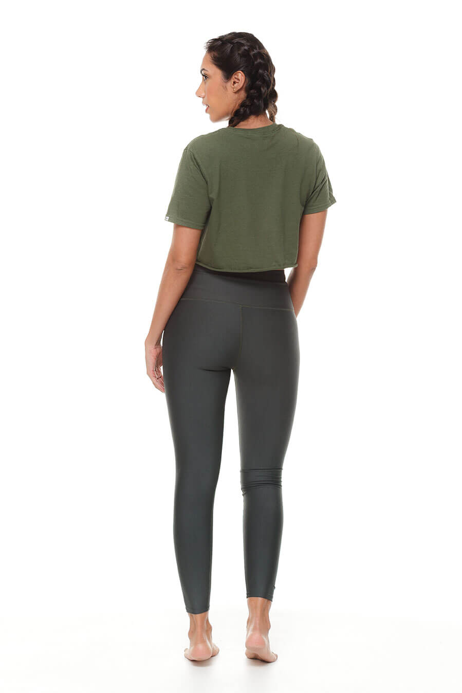 Leggings verde