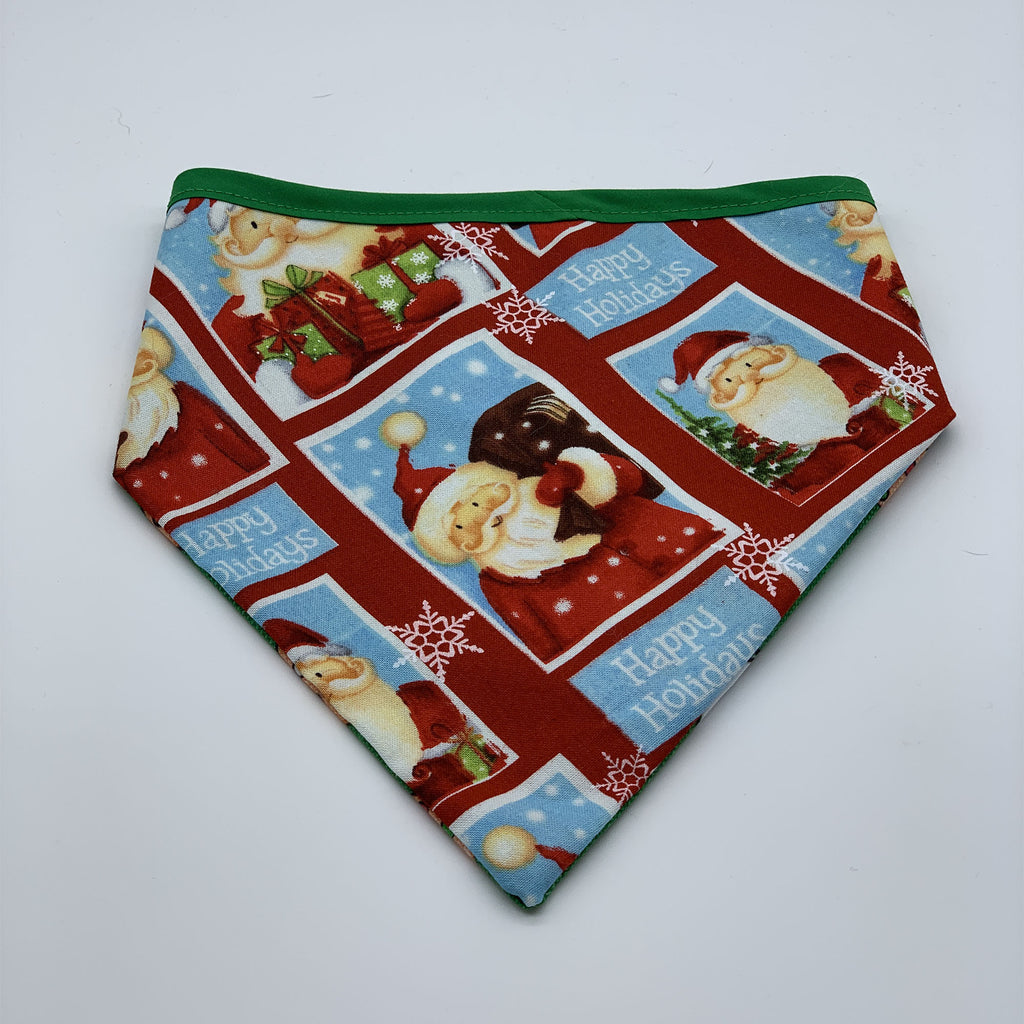 Santas Package - Bandana - The Sophisticated Pet