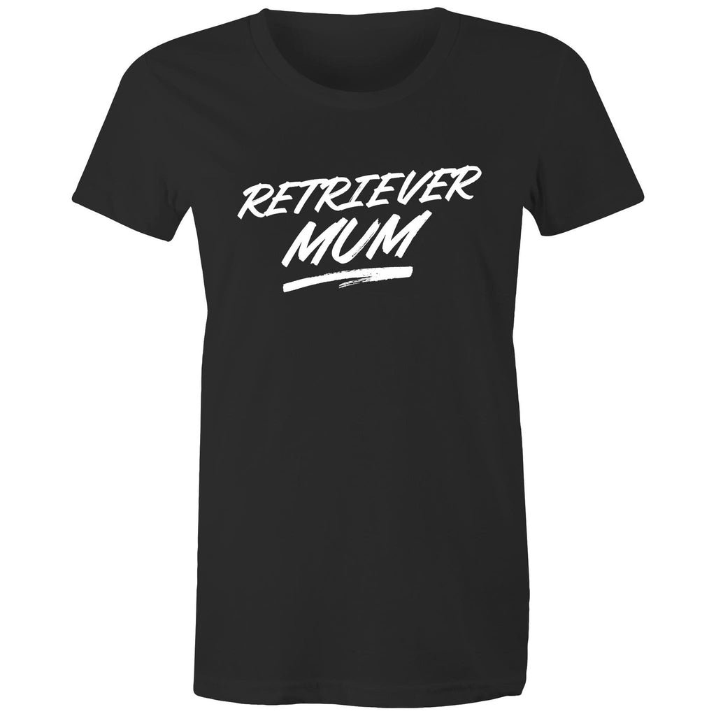 Retriever Mum - Women's Shirt - Human - The Sophisticated Pet