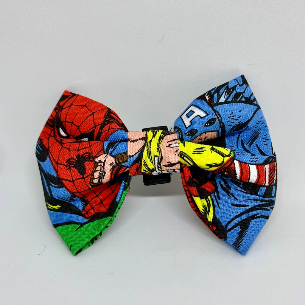 Avengers - Bow Tie - The Sophisticated Pet