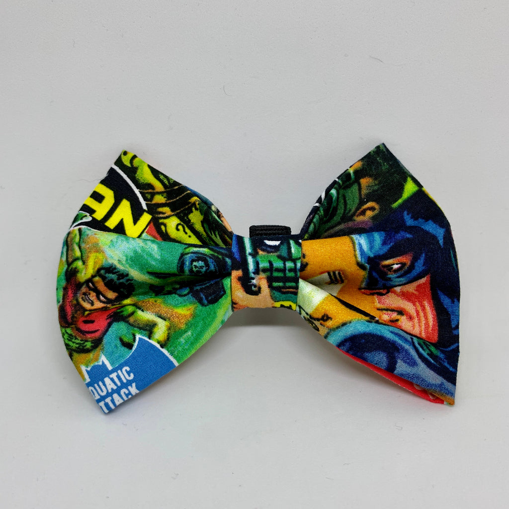 Bruce Wayne - Bow Tie - The Sophisticated Pet