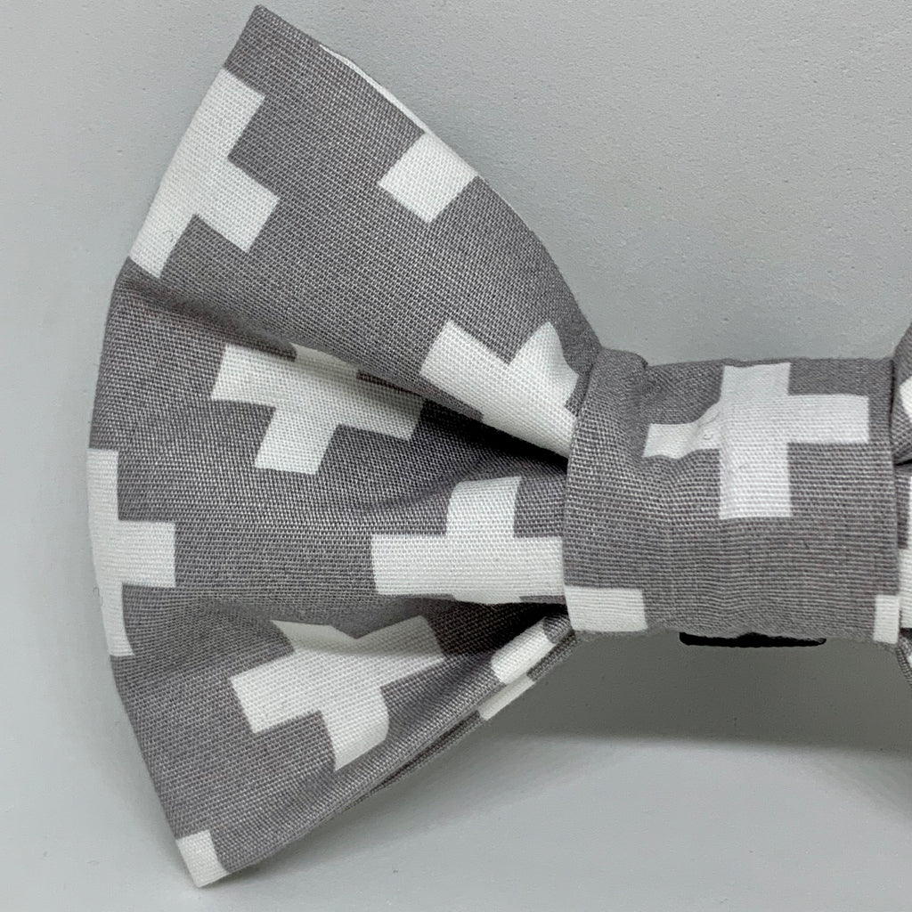 Noughts & Crosses - Bow Tie - The Sophisticated Pet