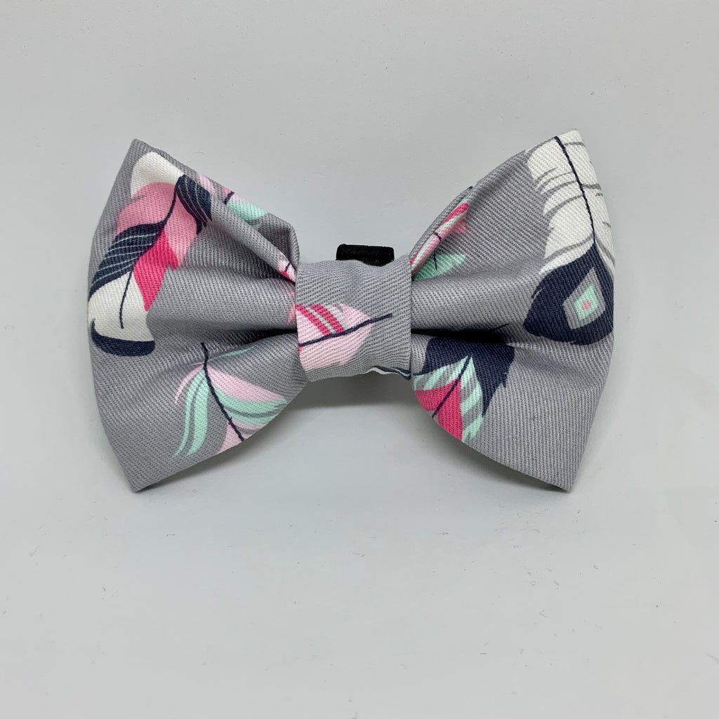 Bird Of A Feather - Bow Tie - The Sophisticated Pet