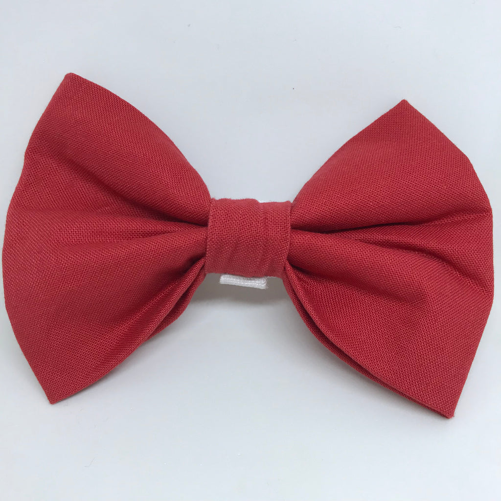 The Rudolph - Bow Tie - The Sophisticated Pet