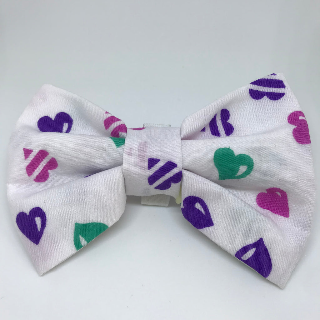 Achy Breaky Heart - Bow Tie - The Sophisticated Pet