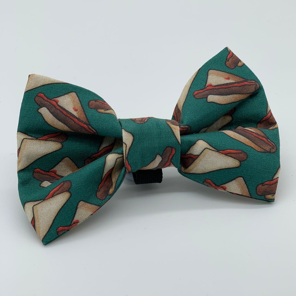 Bunnings Snag - Bow Tie - The Sophisticated Pet