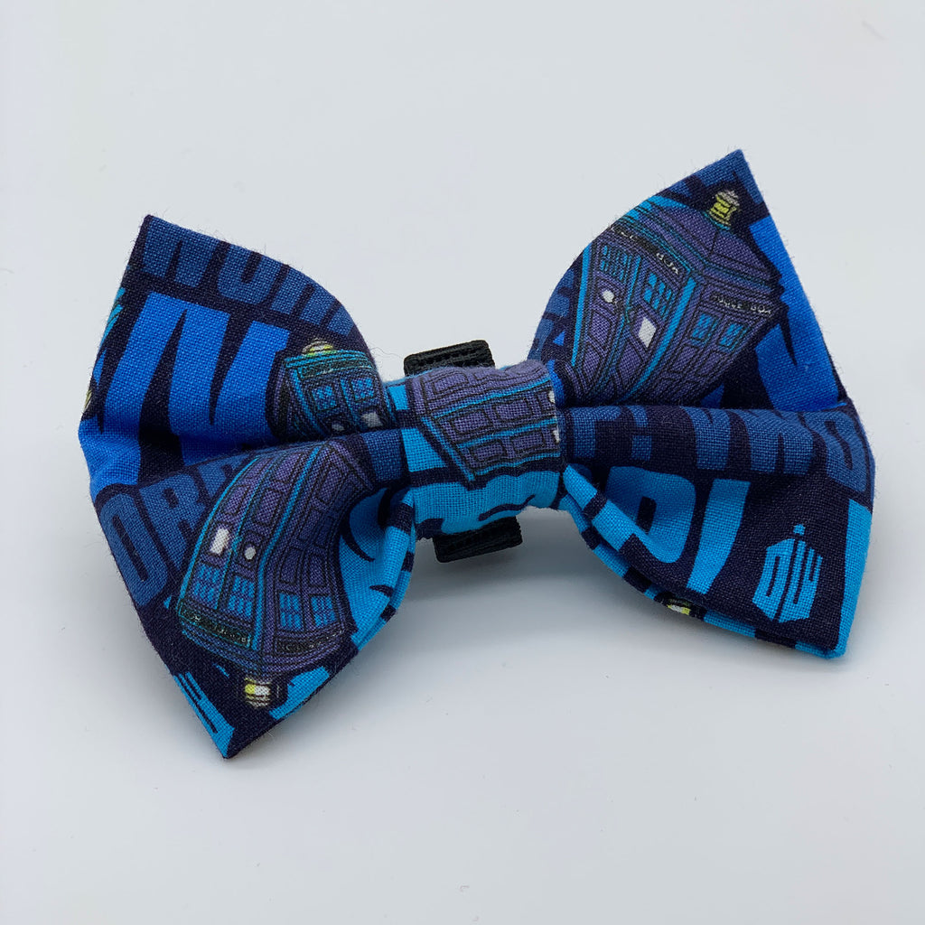 Doctor Who - Bow Tie - The Sophisticated Pet