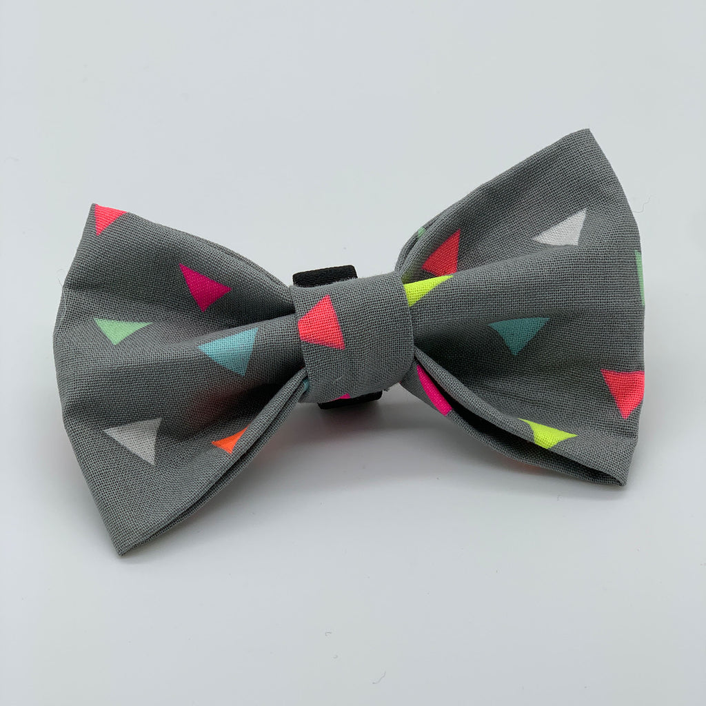 Pyramids - Bow Tie - The Sophisticated Pet