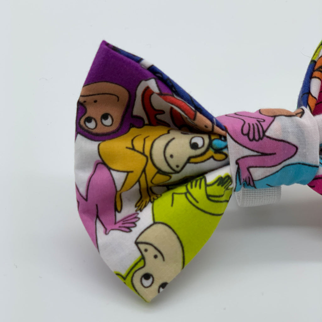 Cheeky Monkey - Bow Tie - The Sophisticated Pet