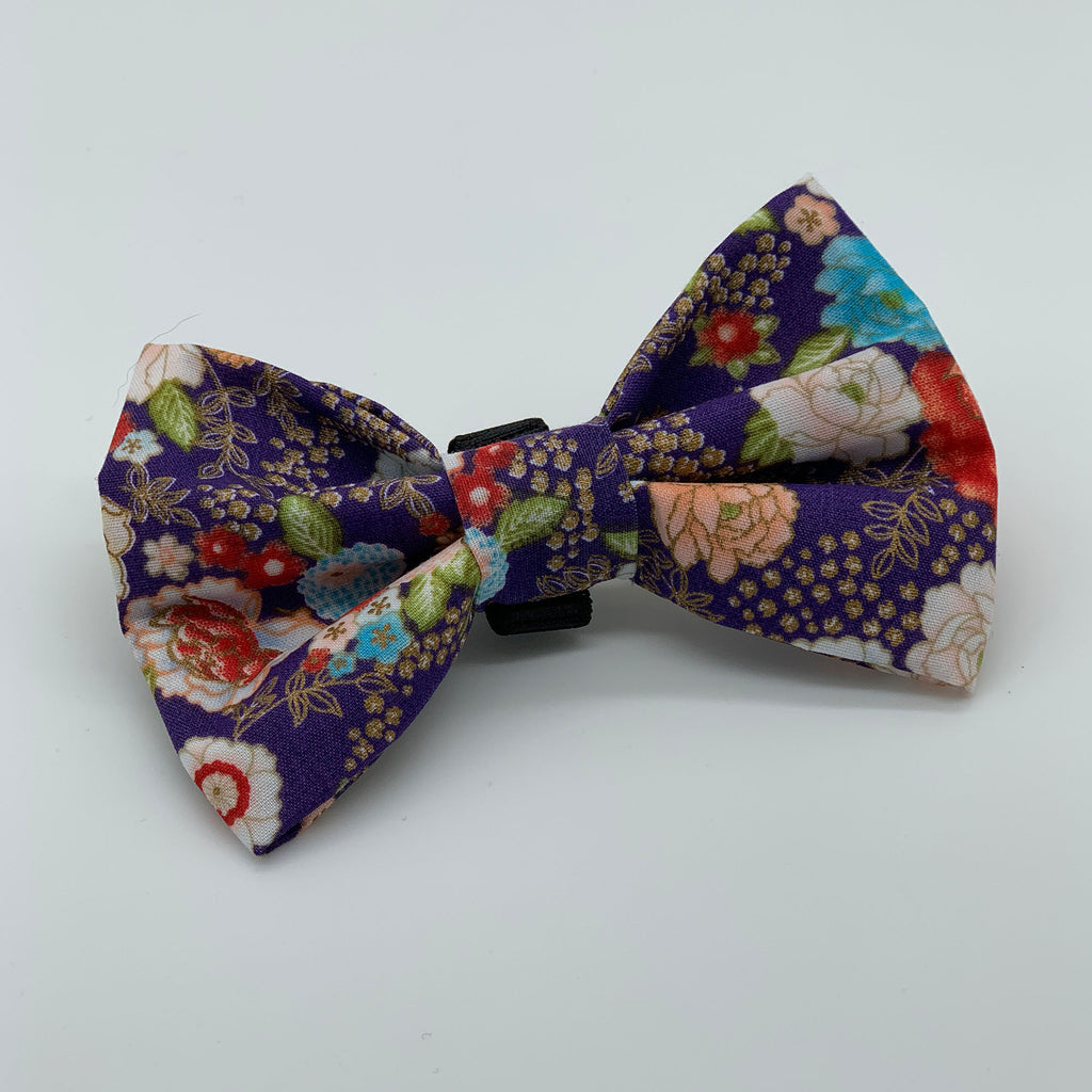 The Geisha - Bow Tie - The Sophisticated Pet
