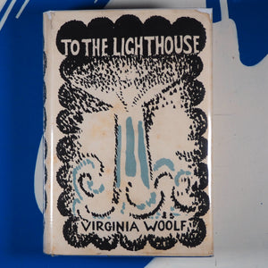 VIRGINIA WOOLF. TO THE LIGHTHOUSE. 52, Tavistock Square, London [England]. LEONARD & VIRGINIA WOOLF AT THE HOGARTH PRESS. 1927