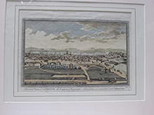 Load image into Gallery viewer, A General View of London, the Capital of England-Taken from an Eminence near Islington. Page, [George Henry Millar] Publication Date: 1784 Condition: Very Good