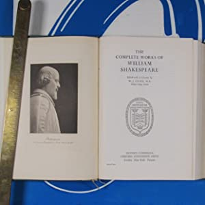 The Complete Works of William Shakespeare Shakespeare, William Publication Date: 1954 Condition: Very Good