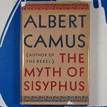 Load image into Gallery viewer, THE MYTH OF SISYPHUS and Other Essays >>FIRST ENGLISH PUBLICATION<< CAMUS, ALBERT(Author).O'BRIEN, JUSTIN (Translator). Publication Date: 1955 Condition: Good