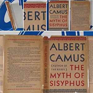 THE MYTH OF SISYPHUS and Other Essays >>FIRST ENGLISH PUBLICATION<< CAMUS, ALBERT(Author).O'BRIEN, JUSTIN (Translator). Publication Date: 1955 Condition: Good
