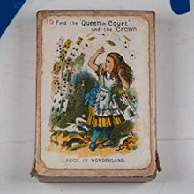 Load image into Gallery viewer, The New & Diverting Game of Alice in Wonderland. Publication Date: 1901. Condition: Very Good