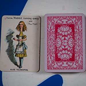 The New & Diverting Game of Alice in Wonderland. Publication Date: 1901. Condition: Very Good