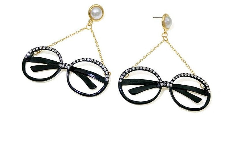 Nerd Status Fashionista Earrings