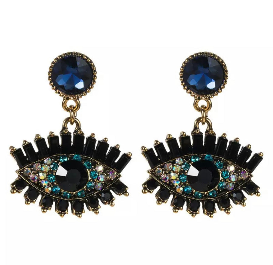 Eye Drop Earrings