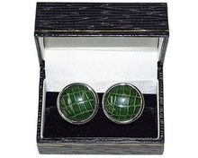 Load image into Gallery viewer, Alligator Large Cuff Links