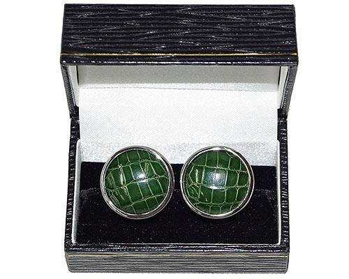 Alligator Large Cuff Links