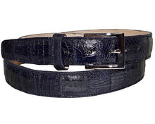 Load image into Gallery viewer, Belvedere Crocodile Belt # 2018