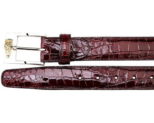 Belvedere Alligator Belt # 2008