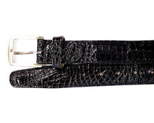 Load image into Gallery viewer, Belvedere Crocodile Belt # 1999