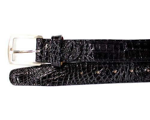 Belvedere Crocodile Belt # 1999
