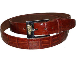 David Eden Alligator Belt # 1080