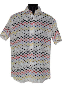 Lanzino Shirt # SSL009 Multi