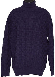 Lanzino Sweater # SW003 Navy