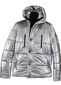 Mondo Fashions Jacket # M4280 Metallic Silver