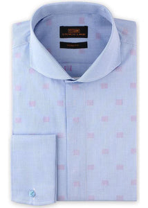 Steven Land Shirt # 1915 Blue