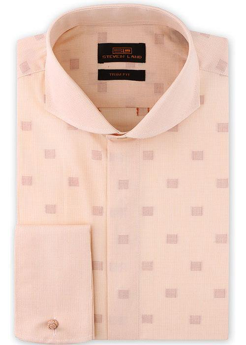 Steven Land Shirt # 1915 Cream