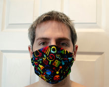Load image into Gallery viewer, Laboratory Bulk Order - Fabric Face Masks Adult Size - MADE TO ORDER
