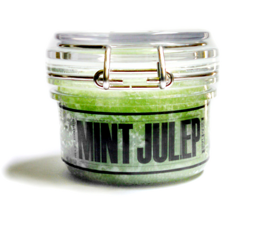 Mint Julep Foaming Sugar Scrub