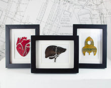 Load image into Gallery viewer, Mini Framed Art - Custom Design