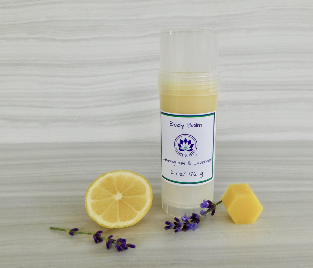 Lemongrass & Lavender Body Balm