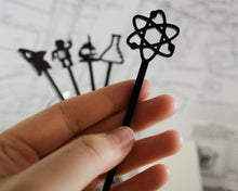 Load image into Gallery viewer, Scientific Adventure Swizzle Stick Set