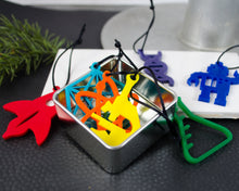 Load image into Gallery viewer, Mini Scientific Adventure Ornament Set