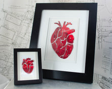 Load image into Gallery viewer, Anatomical Heart Circuit Board Wall Art