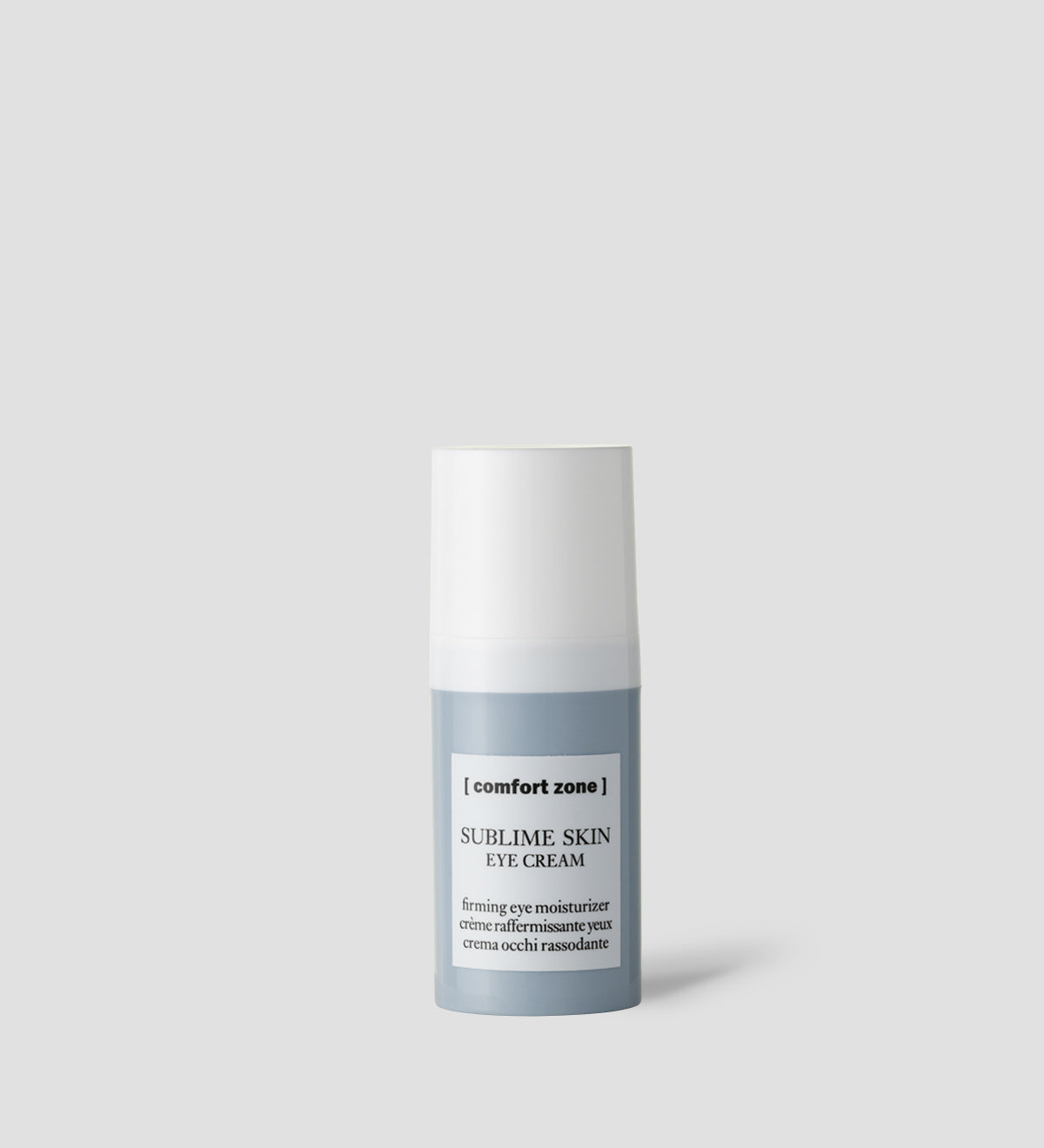 Comfort Zone: SUBLIME SKIN EYE CREAM Firming eye moisturizer-1