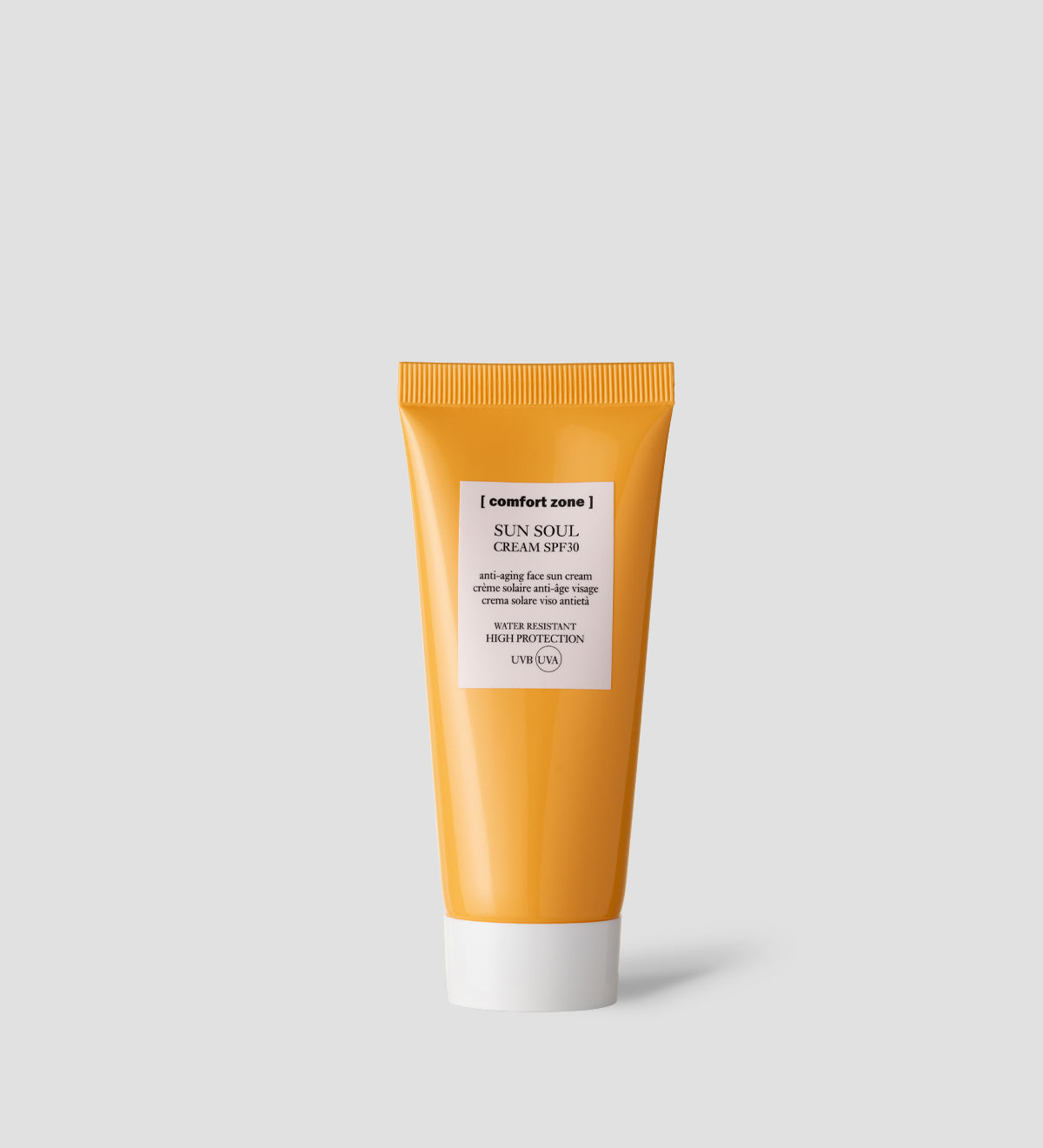 Comfort Zone: SUN SOUL CREAM SPF30 Anti-aging face sun cream-1