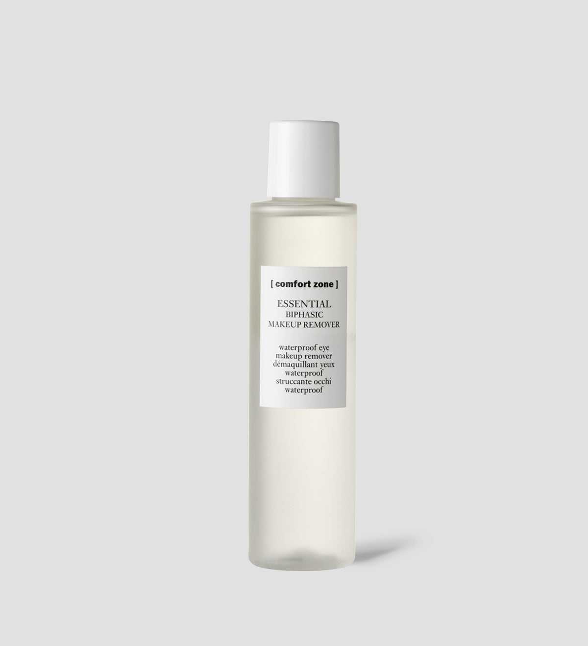 Comfort Zone: ESSENTIAL BIPHASIC MAKEUP REMOVER Waterproof eye makeup remover-1