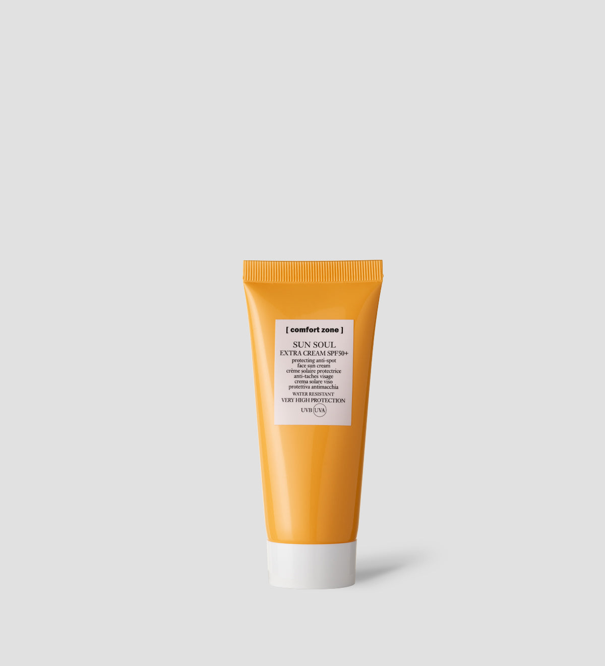 Comfort Zone: SUN SOUL EXTRA CREAM SPF50+ Protecting anti-spot face sun cream-1
