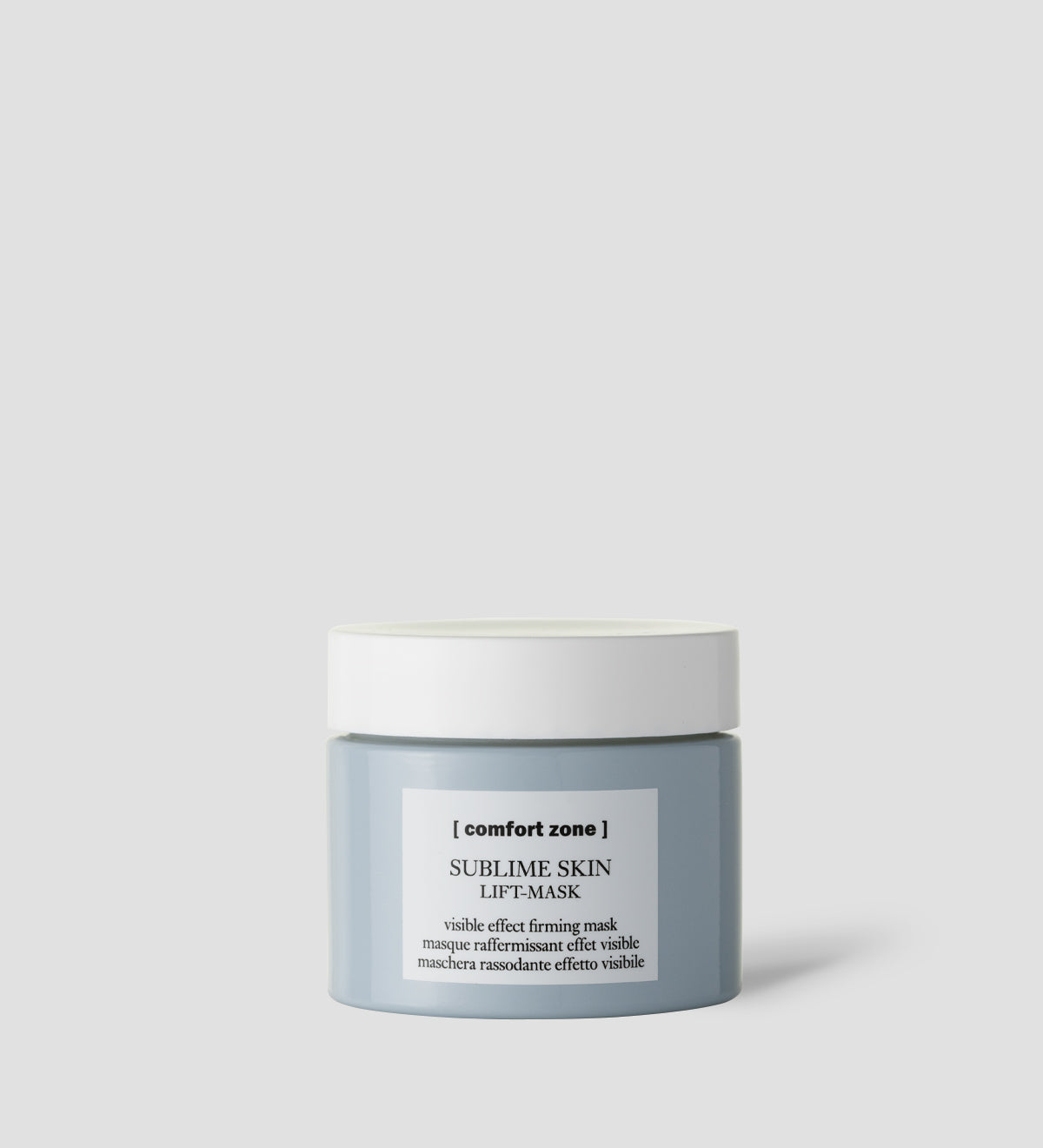 Comfort Zone: SUBLIME SKIN LIFT-MASK Immediately visible firming mask-1